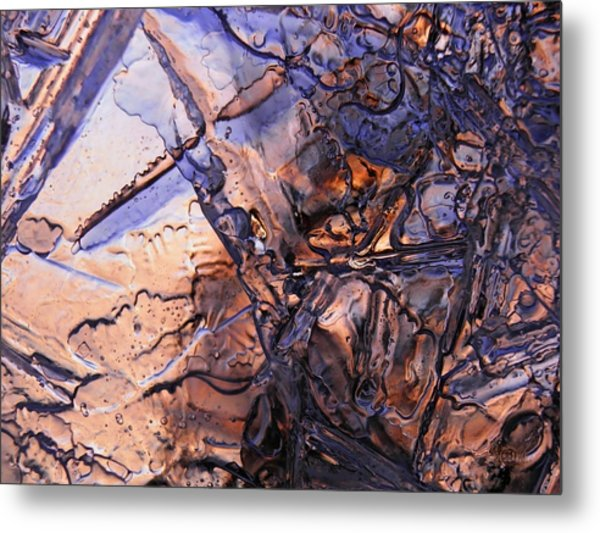Metal Print featuring the photograph Opening by Sami Tiainen