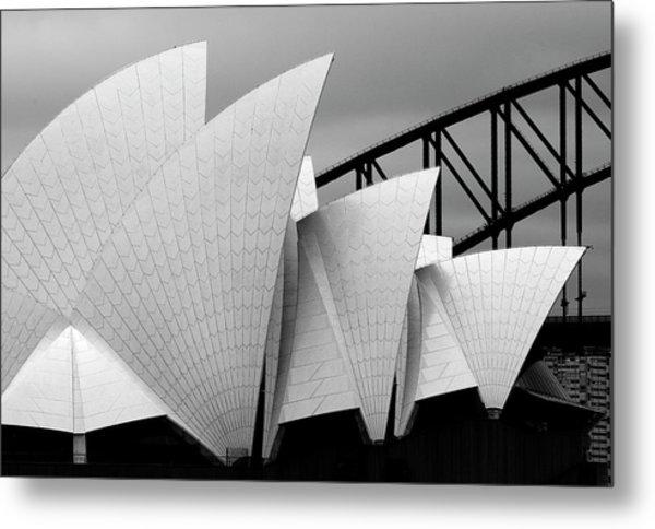 Opera House Sydney Metal Print