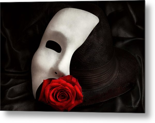 Opera - Mystery And The Opera Metal Print