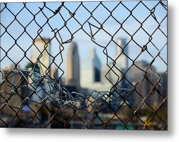 Opportunity Metal Print by Jim Hughes