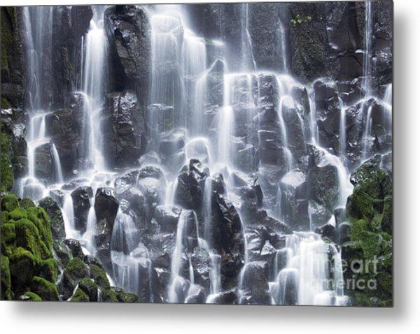 Oregon Ramona Falls Metal Print