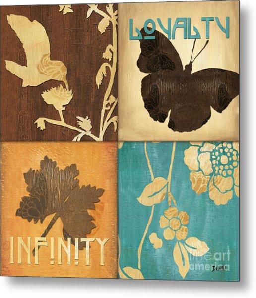 Organic Nature 3 Metal Print