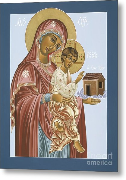 Our Lady Of Loretto 033 Metal Print
