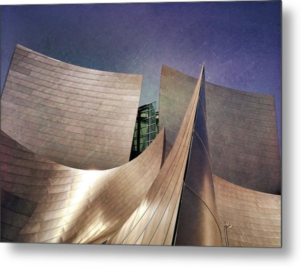 Outer Planes Metal Print