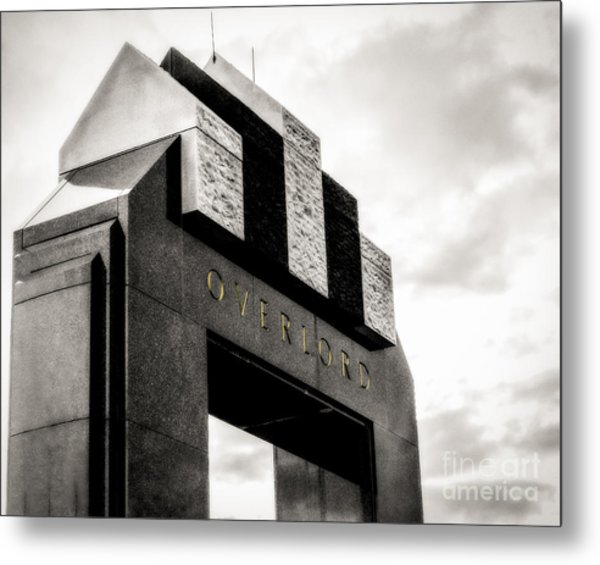 Overlord Metal Print by Mark East