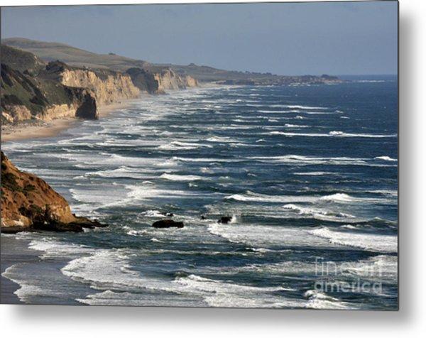 Pacific Coast - Image 001 Metal Print