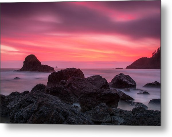 Pacific Glory Metal Print