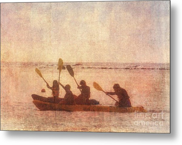 Pacific Island Traditions Metal Print by Scott Cameron