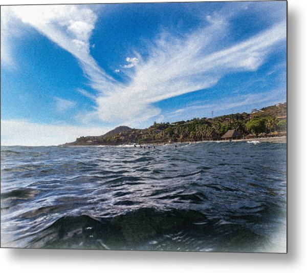 Pacific Perspective Metal Print