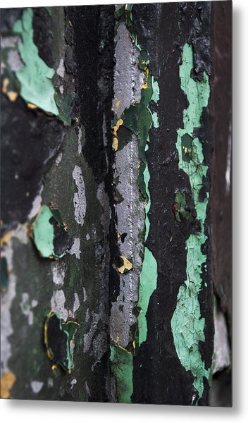 Paint Metal Print by Gretchen Lally