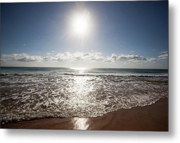 Palm Beach, Gold Coast, Queensland Metal Print