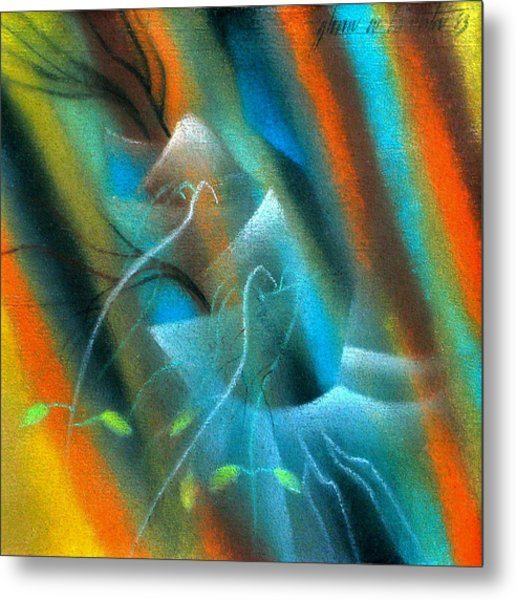 Parable Of The Sower '83 Metal Print