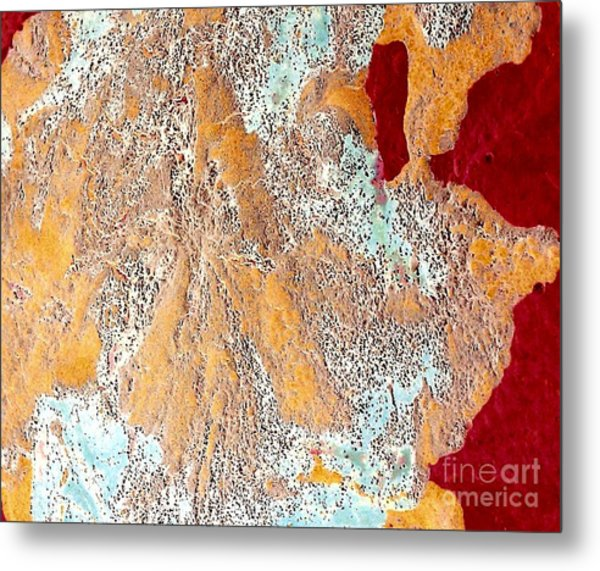 Paradigm Shift Metal Print