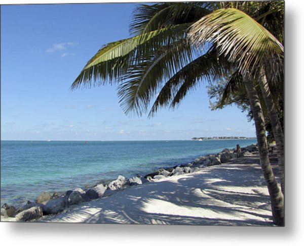 Paradise - Key West Florida Metal Print