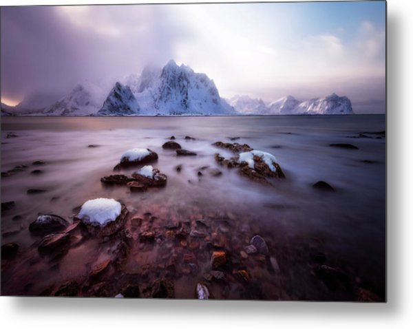 Paradise Metal Print by David Mart?n Cast?n
