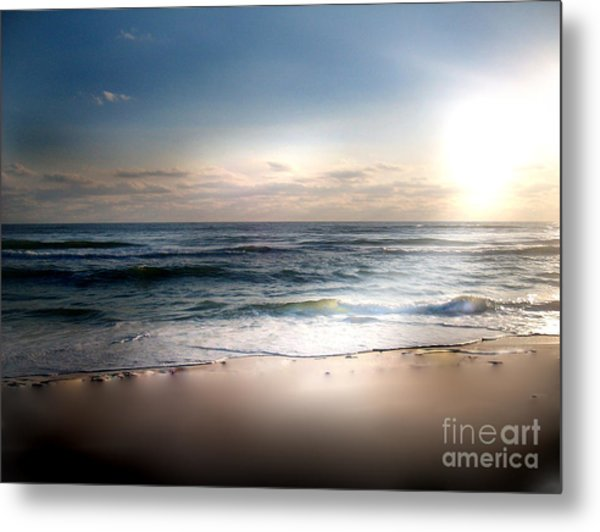 Paradise Found Metal Print by Jeffery Fagan