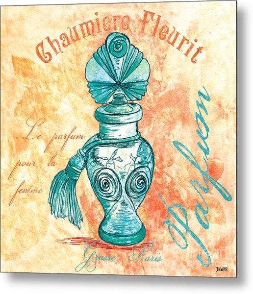 Parfum Metal Print