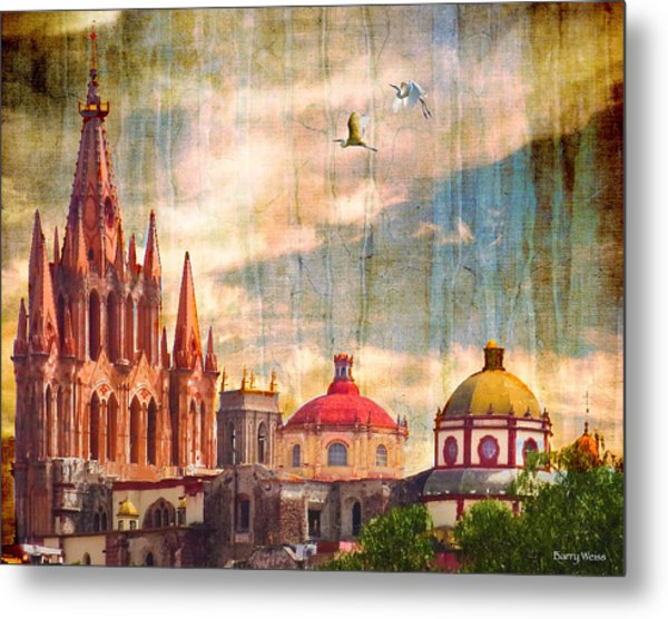 Parish Church Metal Print