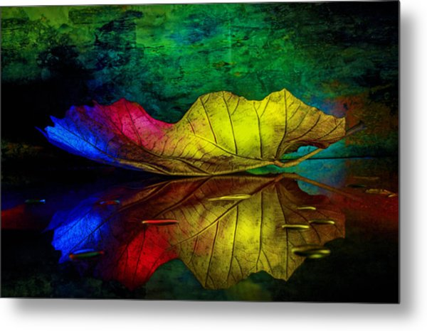 Peace For All Metal Print
