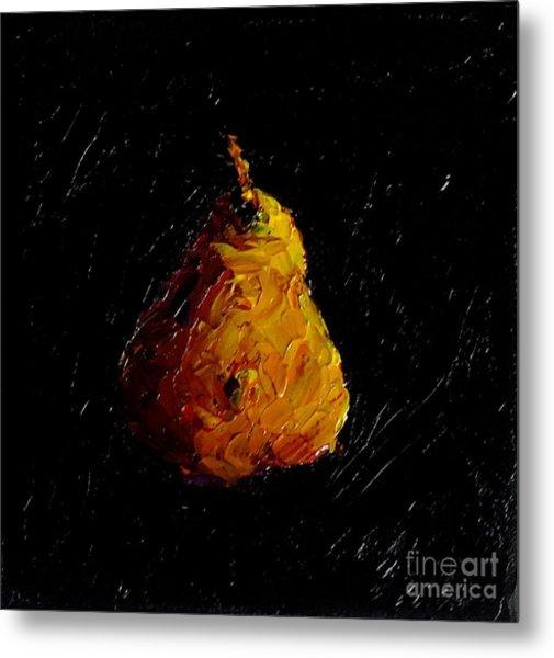 Pear Metal Print