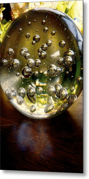 Peering Into The Universe Metal Print by Danielle  Broussard