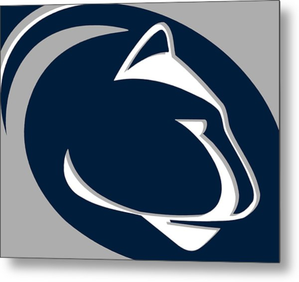 Penn State Nittany Lions Metal Print