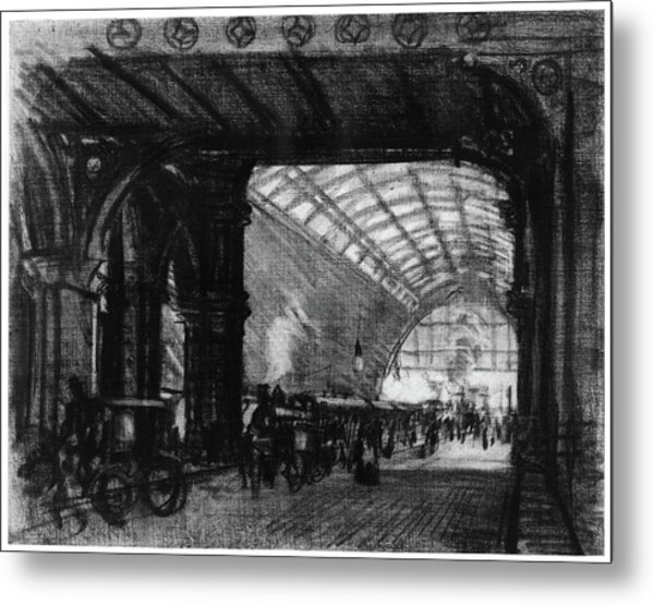 Pennell England, C1908 Metal Print