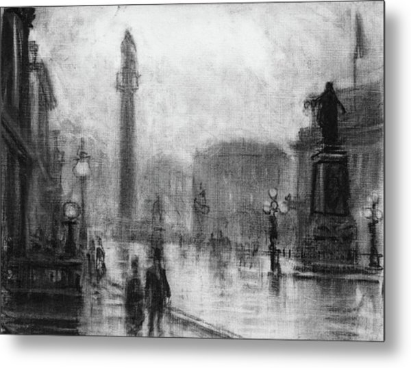 Pennell London, C1905 Metal Print