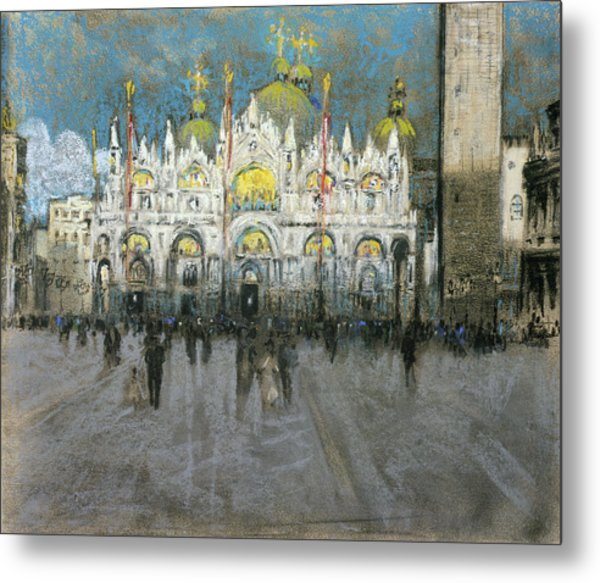 Pennell Venice, C1903 Metal Print