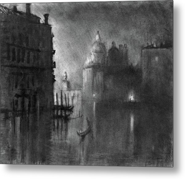 Pennell Venice, C1905 Metal Print