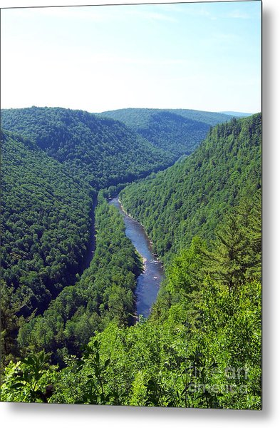 Pennsylvania Grand Canyon 3 Metal Print