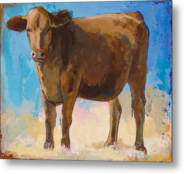 People Like Cows #1 Metal Print