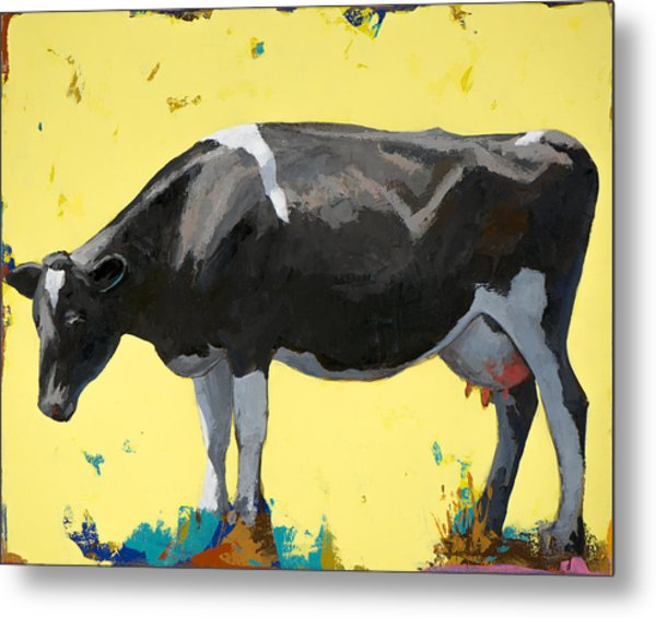 People Like Cows #12 Metal Print