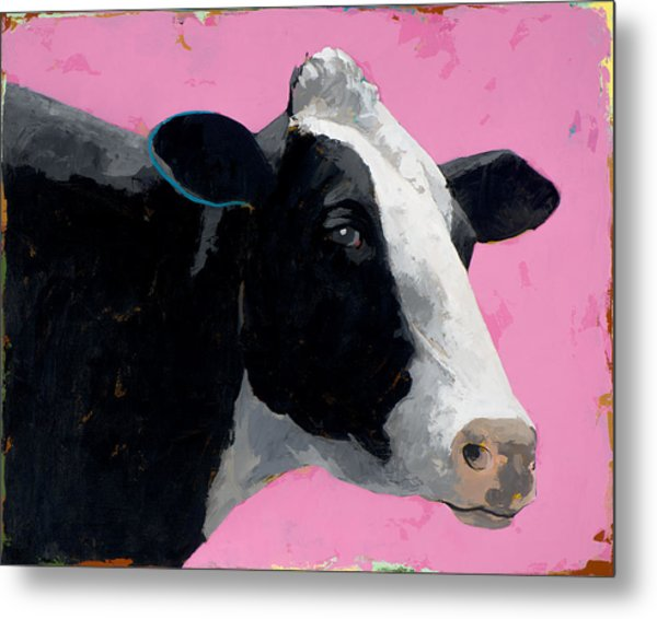 People Like Cows #13 Metal Print