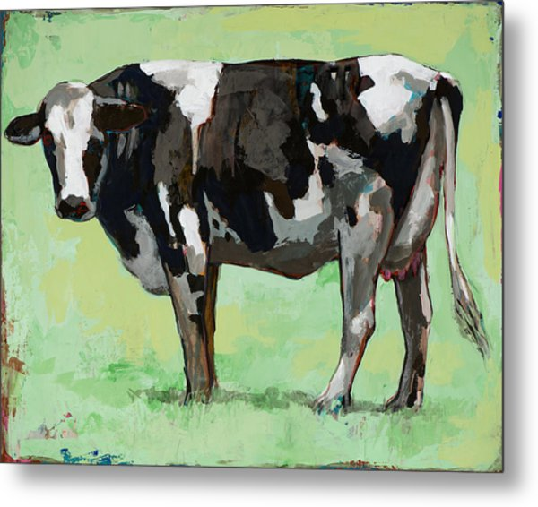 People Like Cows #5 Metal Print