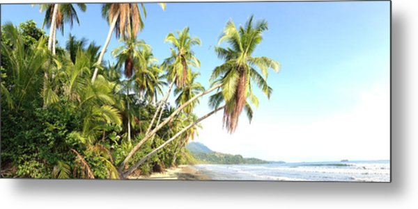 Perfect Beach Metal Print by Tropigallery -