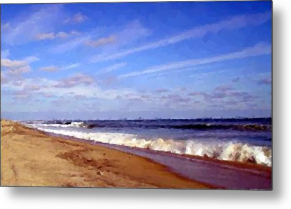 Perfect Hatteras  Metal Print