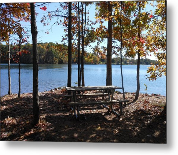 Perfection In Nature Metal Print