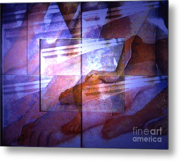 Permanences 1 Metal Print