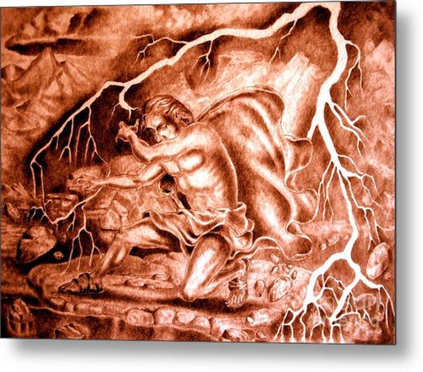 Phaethon Metal Print