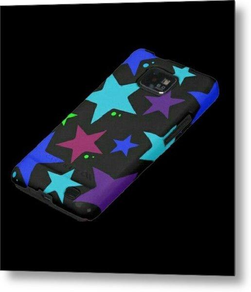 Phone Cases By Imaginationartshop.com Metal Print