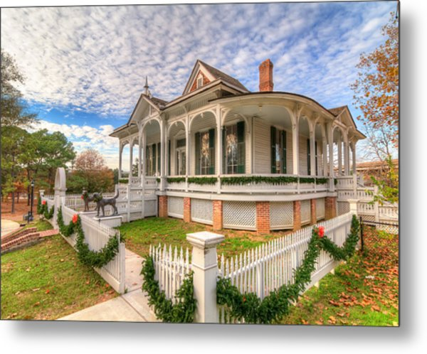 Pillot House Metal Print
