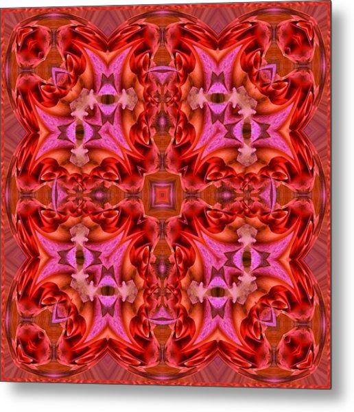 Pink Perfection No 1 Metal Print