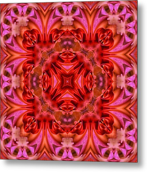 Pink Perfection No 2 Metal Print