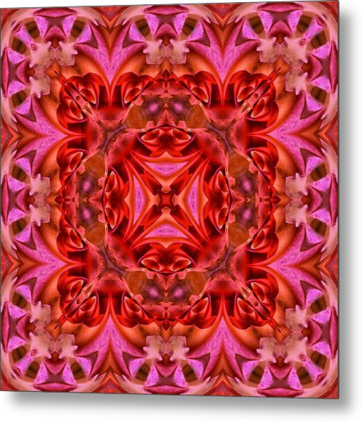 Pink Perfection No 3 Metal Print