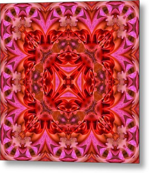 Pink Perfection No 3 Metal Print