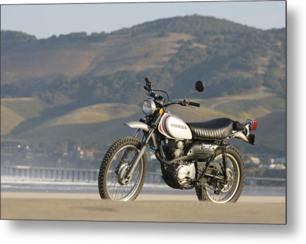 Pismo Beach California Metal Print