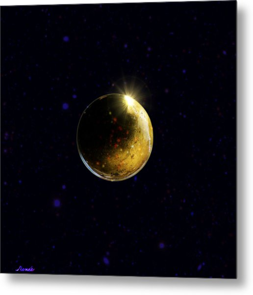 Planet Renatus Metal Print