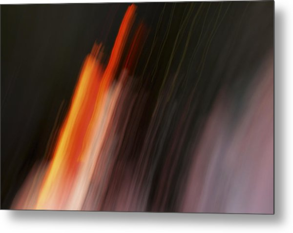 Playing With Fire Metal Print by Steve Belovarich