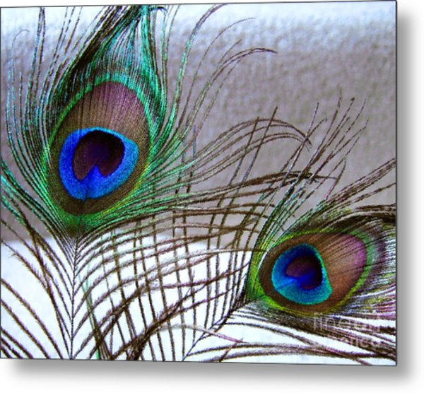 Plucked From Life Metal Print
